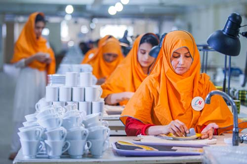 Ceramic industry in Pakistan: Business Report 2018